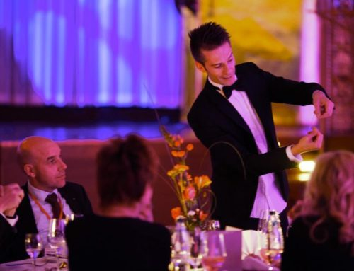 corporate magician for your event