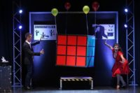 Rubiks Cube Act fism 2018