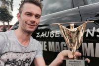 Magic Man at the German Championship