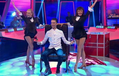 Decolta Chair in TV Show