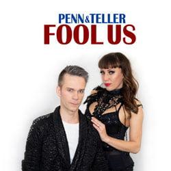 Magic Man on Penn Teller Fool Us