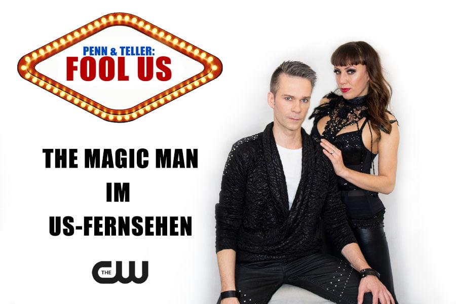 Penn Teller Fool Us with the magic man Willi Auerbach